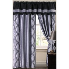 <strong>Special Edition by Lush Decor</strong> Talon Rod Pocket Curtain Single Panel