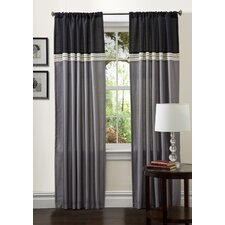 <strong>Special Edition by Lush Decor</strong> Terra Rod Pocket Curtain Single Panel