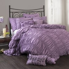 <strong>Special Edition by Lush Decor</strong> Madelynn 3 Piece Comforter Set