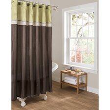 Terra Polyester Shower Curtain