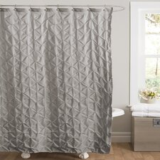 Lake Como Polyester Shower Curtain