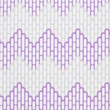 <strong>Kimberly Lewis Home</strong> Sierra Chervon Herringbone Wallpaper