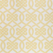 <strong>Kimberly Lewis Home</strong> Knotted Geometric Wallpaper