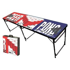 Beer Pong Folding and Portable Beer Pong Table