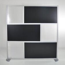 "78"" x 76"" Modern Room Divider"