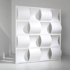 "<strong>LOFTwall</strong> 78"" x 72"" Wave Room Divider"