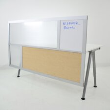 <strong>LOFTwall</strong> 6' Privacy & Modesty Desk Divider