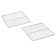 2 Piece Cooling Rack