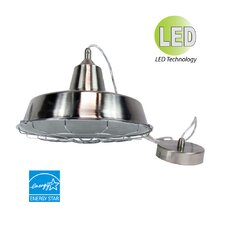 BuilderSelects 13 Watt LED pendant