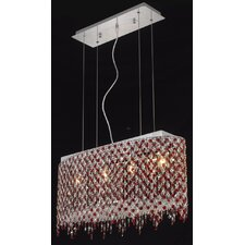 Moda 4 Light Pendant