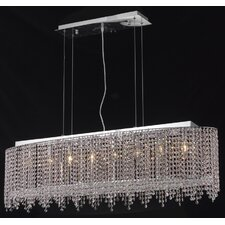 Moda 8 Light Pendant