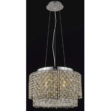 Moda 4 Light Drum Pendant