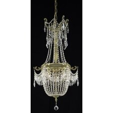 Esperanza 6 Light  Chandelier