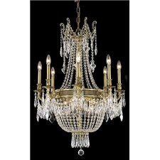 <strong>Elegant Lighting</strong> Esperanza 12 Light Chandelier