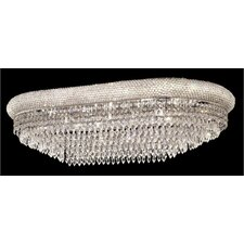 <strong>Elegant Lighting</strong> Primo 18 Light Flush Mount