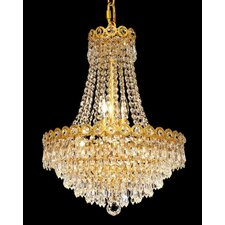 <strong>Elegant Lighting</strong> Century 8 Light Chandelier