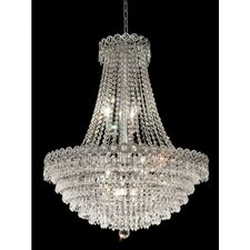 <strong>Elegant Lighting</strong> Century 12 Light Chandelier