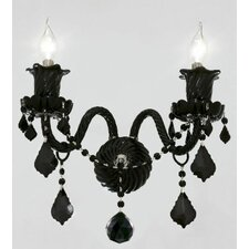Elizabeth 2 Light Wall Sconce