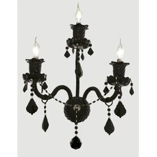 Elizabeth 3 Light Wall Sconce