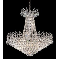 <strong>Elegant Lighting</strong> Victoria 11 Light Chandelier