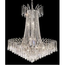 <strong>Elegant Lighting</strong> Victoria 16 Light Chandelier