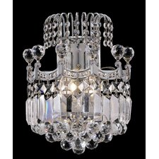 Corona 2 Light Wall Sconce