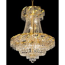 <strong>Elegant Lighting</strong> Belenus 11 Light Chandelier
