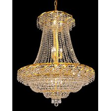 <strong>Elegant Lighting</strong> Belenus  18 Light Chandelier
