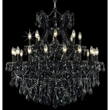 Maria Theresa 24 Light  Chandelier