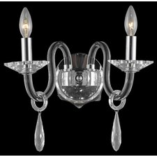 Avalon 2 Light Wall Sconce