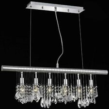 Chorus Line 6 Light Chandelier