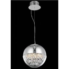 <strong>Elegant Lighting</strong> Apollo 6 Light Pendant