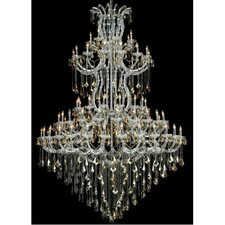 <strong>Elegant Lighting</strong> Maria Theresa 85 Light  Chandelier