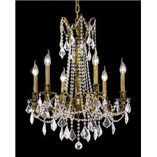 Rosalia 6 Light Chandelier
