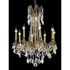 Rosalia 8 Light Chandelier