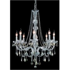 <strong>Elegant Lighting</strong> Verona 8 Light Chandelier