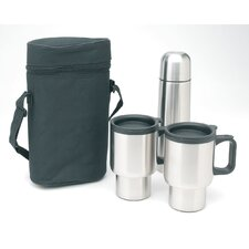 Worthy 4 Piece Stainless Steel Set