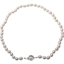 Bret Roberts Freshwater Pearl Strand Necklace