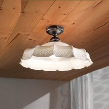 Avellino 1 Light Semi-Flush Mount