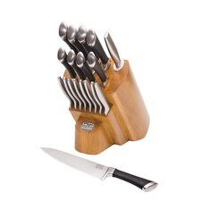 Fusion 18 Piece Cutlery Block Set