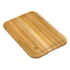 "Woodworks 19.5"" x 13.5"" Carving Cutting Board"