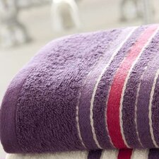 Java Stripe Bath Sheet