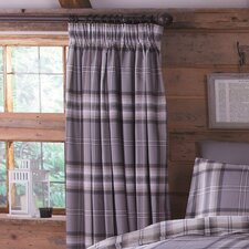 Kelso Lined Pencil Pleat Curtains