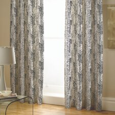 Times Square Single Panel Curtain (Set of 2)
