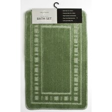 Armoni 2 Piece Bath Set in Sage