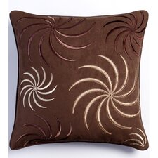 Swirl Polyester Cushion Cover