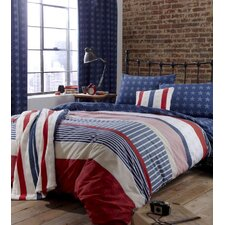 Kids Stars and Stripes Duvet Set