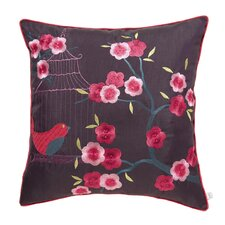 Designer Birdcage Cushion Cover