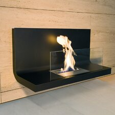<strong>Radius Design</strong> Wall Flame Bio Ethanol Fireplace