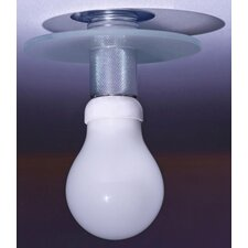 "4.3"" Lampshade Glass Pendant Shade"